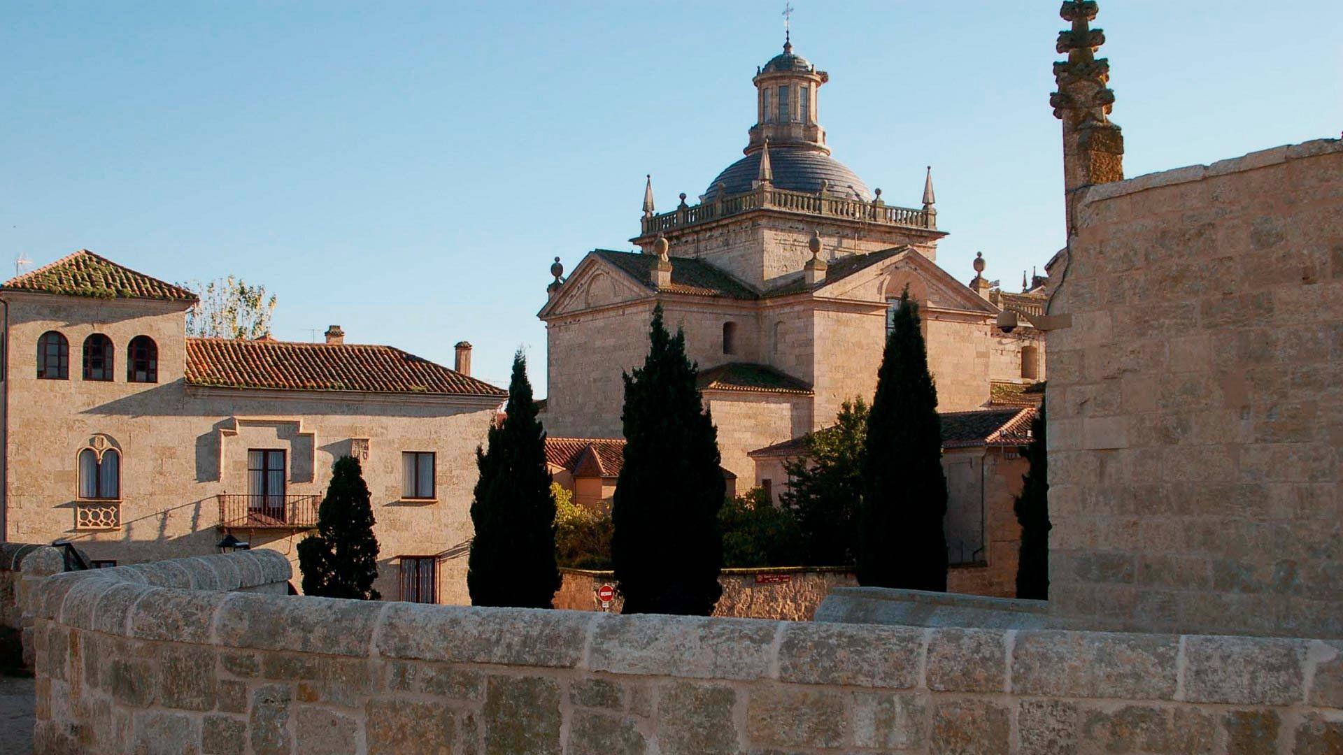 Ciudad Rodrigo de Salamanca.