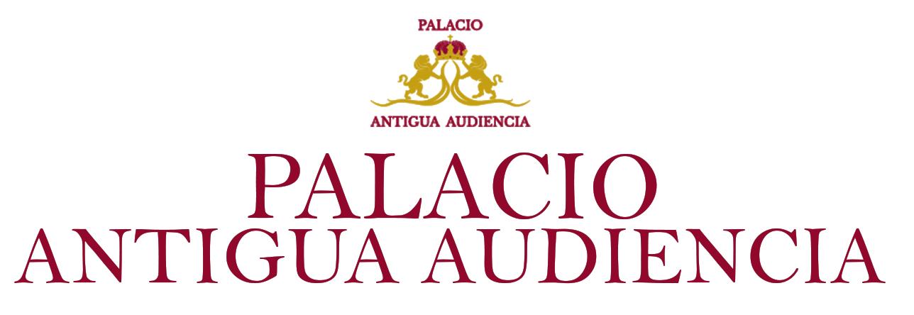 Logotipo de Palacio Antigua Audiencia