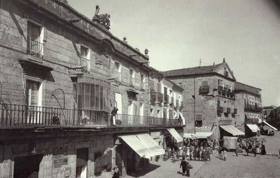 La historia de Palacio Antigua Audiencia